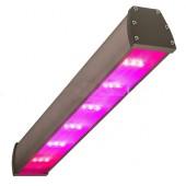 Светильники светодиодные специального назначения (FITOLED — для тепличных хозяйств) SSO-220/64-05.2(FGO-P)