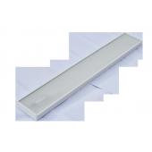 Светильник светодиодный NPO slim 40/5000-12 prism 5000лм 40Вт 5000K IP40 0,85Pf 80Ra Кп<5